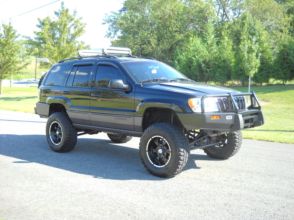 picture of 2001 jeep grand cherokee laredo 4wd exterior. Black Bedroom Furniture Sets. Home Design Ideas