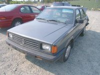 Picture of 1989 Volkswagen Fox, exterior