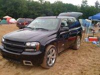 2009 Chevrolet TrailBlazer SS 4WD, Saco river trip 2010, exterior