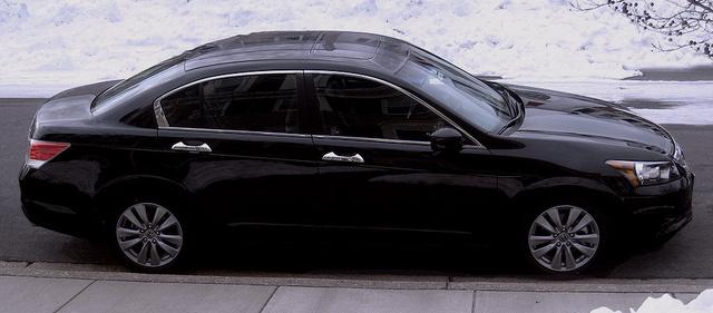 2011 Honda Accord EX-L, Exterior, exterior, gallery_worthy