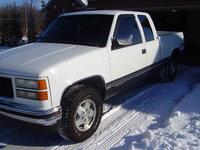 1992 GMC Sierra C/K 1500 Overview