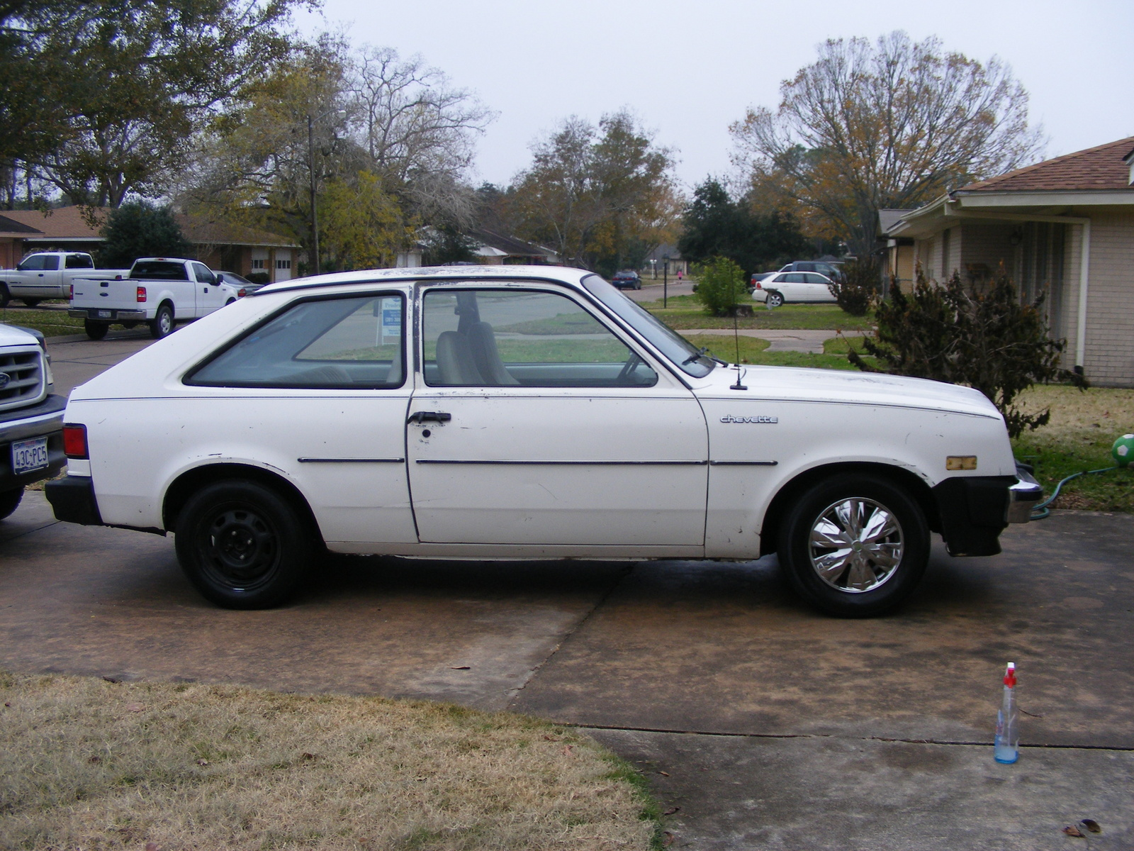 chevy chevette for sale craigslist. Black Bedroom Furniture Sets. Home Design Ideas