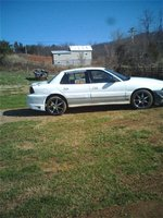 1996 Pontiac Grand Am 2 Dr SE Coupe picture, exterior