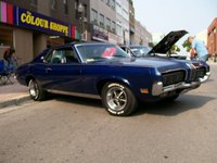 1970 Mercury Cougar, my pretty baby, exterior