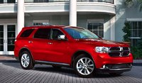 2011 Dodge Durango, Three quarter view. , exterior, manufacturer