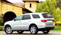 2011 Dodge Durango, Side View. , exterior, manufacturer