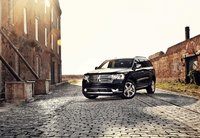 2011 Dodge Durango, Front three quarter view. , exterior, manufacturer