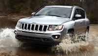 2011 Jeep Compass, Front three quarter view. , exterior, manufacturer