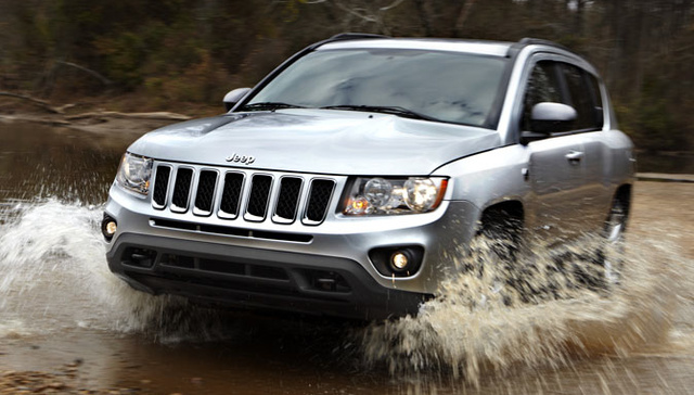 2011 Jeep Compass, Front three quarter view. , exterior, manufacturer, gallery_worthy