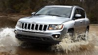 2011 Jeep Compass, Front three quarter view. , exterior, manufacturer