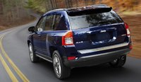 2011 Jeep Compass, Back View. , exterior, manufacturer