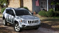 2011 Jeep Compass, Front quarter view. , manufacturer, exterior