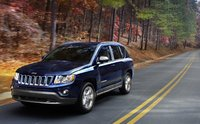 2011 Jeep Compass, Three quarter view. , exterior, manufacturer, gallery_worthy
