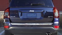 2011 Jeep Compass, Back View., exterior, manufacturer