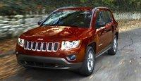 2011 Jeep Compass, Front quarter view. , exterior, manufacturer
