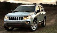 2011 Jeep Compass, Front View. , exterior, manufacturer