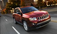2011 Jeep Compass, Front quarter view. , exterior, manufacturer