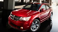 2011 Dodge Journey, Front three quarter view. , exterior, manufacturer