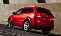 2011 Dodge Journey, Back three quarter view. , exterior, manufacturer