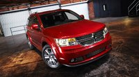 2011 Dodge Journey, Front View. , exterior, manufacturer