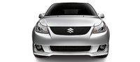 2011 Suzuki SX4, Front View. , exterior, manufacturer