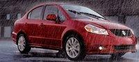 2011 Suzuki SX4, Front quarter view. , exterior, manufacturer
