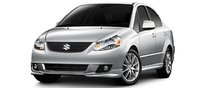 2011 Suzuki SX4, Three quarter view. , exterior, manufacturer, gallery_worthy
