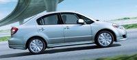 2011 Suzuki SX4, Side View. , exterior, manufacturer, gallery_worthy