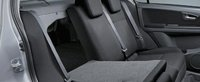 2011 Suzuki SX4, Fold-down back seats. , interior, manufacturer