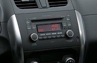 2011 Suzuki SX4, Stereo. , interior, manufacturer