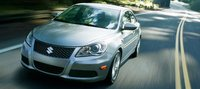 2011 Suzuki Kizashi, Front three quarter view. , exterior, manufacturer