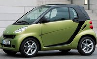 2011 smart fortwo, Side View. , exterior, manufacturer