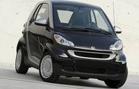 2011 smart fortwo, Front three quarter view. , manufacturer, exterior