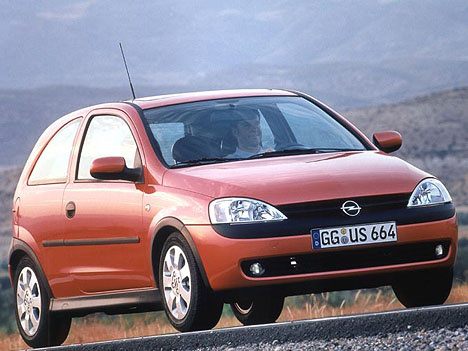 Picture of 2003 Opel Corsa