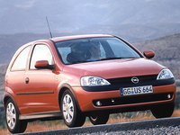 2003 Opel Corsa Overview