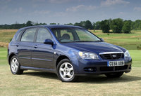 Picture of 2006 Kia Cerato, exterior, gallery_worthy