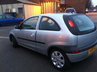 Picture of 2001 Vauxhall Corsa, exterior, gallery_worthy