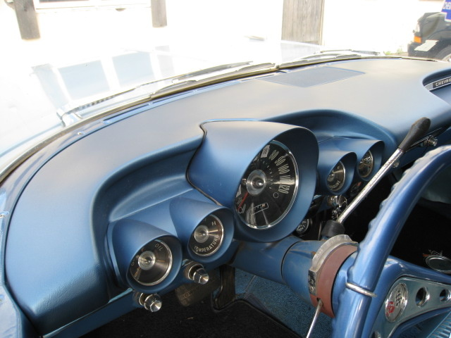 Chevrolet Impala Questions Can You Still Get Padded Dash For A 60