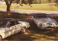 Picture of 1961 Jaguar E-TYPE, exterior, gallery_worthy