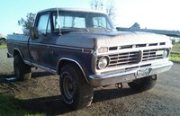 1974 Ford F-100, This is what it looked like after I bought it., exterior, gallery_worthy