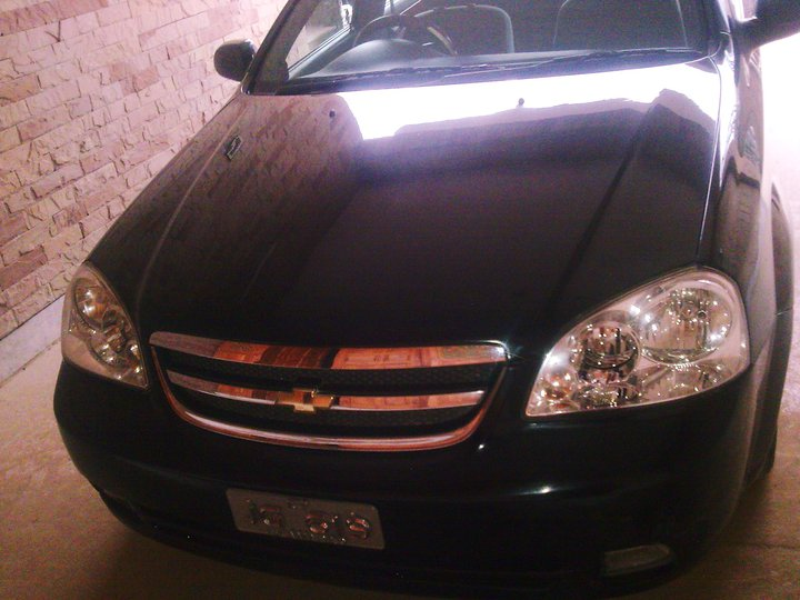 Picture of 2005 Chevrolet Optra, exterior