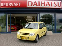 1990 Daihatsu Cuore Overview