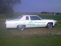 1979 Cadillac DeVille, my 79 cadi coupe deville, exterior