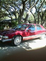 1993 Buick Roadmaster 4 Dr Limited Sedan, Isn't she a beauty..., exterior