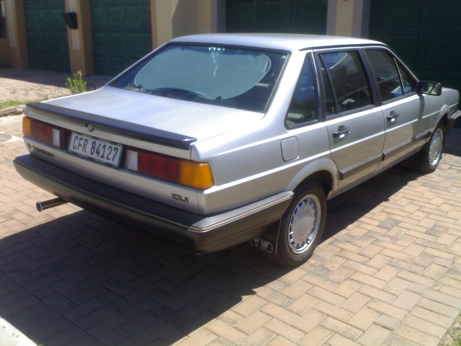 1987 Volkswagen Passat Overview Cargurus