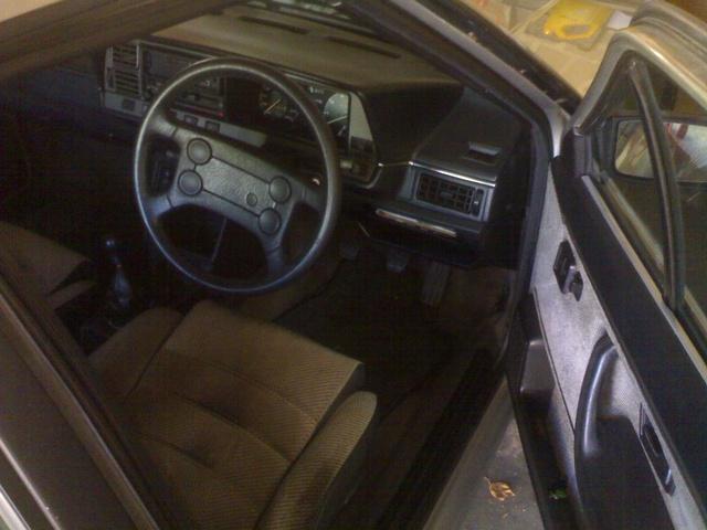Picture of 1987 Volkswagen Passat, interior