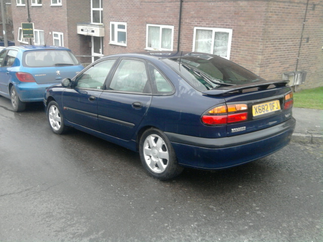 Picture of 2000 Renault Laguna
