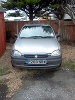 Picture of 1997 Vauxhall Corsa, exterior