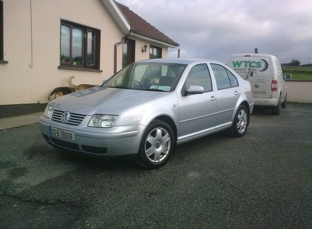 2003 Volkswagen Bora, the way i got it, exterior, gallery_worthy