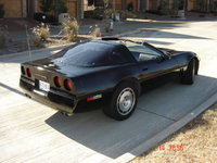 1985 Chevrolet Corvette Base, 1985 Chevrolet Corvette Coupe picture, exterior